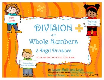 Division with Whole Numbers: Two-digit Divisors_ 5.NBT.B.6