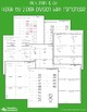 Division with With Remainder - Dividing 4-Digit by 2-Digit Numbers Worksheets