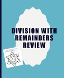 Division with remainders review