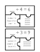 Divison Task Card Puzzles