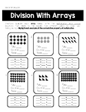 Divison With Arrays