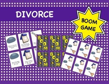Divorce:  Boom Game