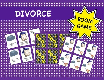Divorce:  Boom Game