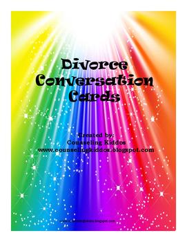 **REVISED*** Divorce Conversation Cards