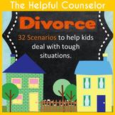 Divorce Task Cards
