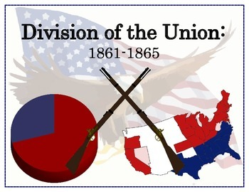 Divsion of the Union (posters/flashcards)