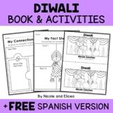 Mini Book and Activities - Diwali Book