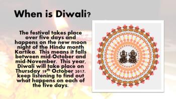 Diwali 2017 Presentation/ Lesson/ Quiz/ Assembly/ Activity/ Hinduism/ Powerpoint