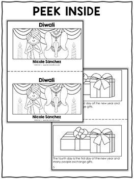 Diwali Worksheets For Kindergarten