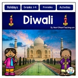 Diwali Activity Pack with Articles, Activities, and Flip Book