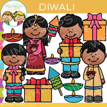 Diwali Clip Art