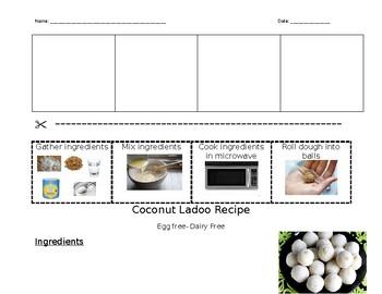 Diwali Coconut Ladoo Recipe- Holidays Around the World **Dairy & Peanut free**