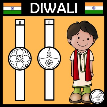 Diwali Craft Activity – Make a Watch