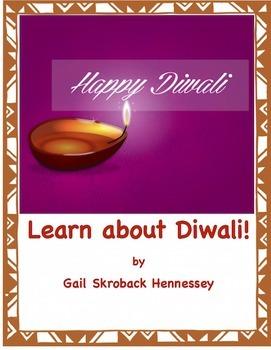 Diwali(Deepavali)Learn about Diwali! A Reading Passage/Activity