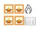 Diwali Diya Digit Dazzle Math Puzzles - adding 3 numbers!