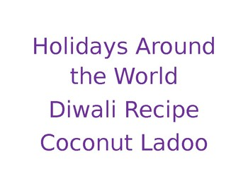 Diwali Doodh Peda recipe sequence