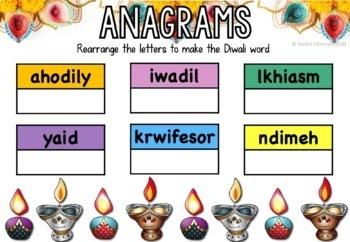 Diwali Emergent Reader