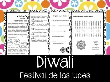 Diwali - Historia del Festival de las Luces