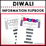 Diwali Holidays Around the World Flip Book Festival of Light