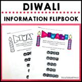 Diwali Flip Book - explore the festival of light! $1 DEAL