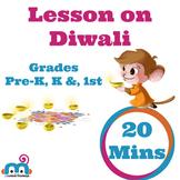 Diwali Free Lesson Plan 20 Mins