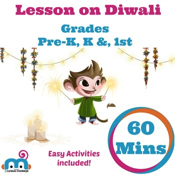 Diwali Free Lesson Plan 60 Mins with 2 Activities