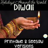 Diwali Holidays Around the World #ATeachersDollaDays