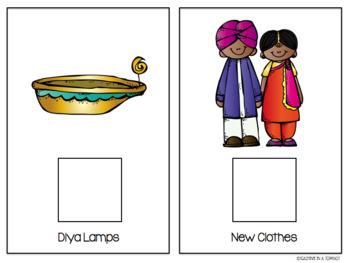 Diwali Interactive/Adapted Book