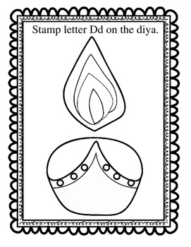 Diwali Literacy Pack!