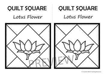 Diwali – Make a Class Quilt – Art Activity