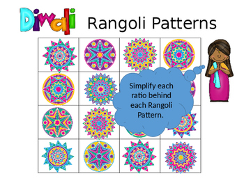 Diwali Maths PowerPoint