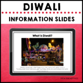 Diwali Photographic Information Slides for whole class dis