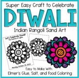 Diwali - Rangoli Sand Art Craft