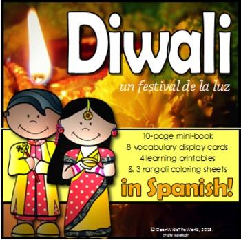 Diwali - The Festival of Light / El Festival de la Luz - i