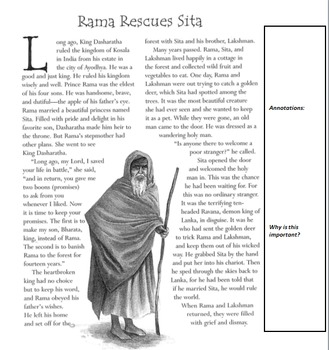 Diwali - The Hindu Celebration and the Story of Rama and Sita