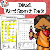 Diwali Word Search Activity