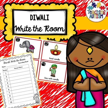 Diwali Write the Room