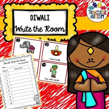 Diwali Write the Room