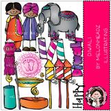 Diwali clip art - COMBO PACK- by Melonheadz