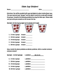 Dixie Cup Division Activity