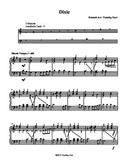 Dixie For Tone Chimes/ Choir Chimes