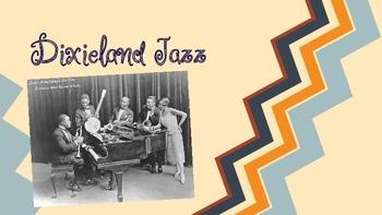 Dixieland Jazz Power Point