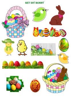 Diy bunny Easter