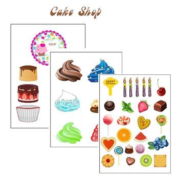 Diy cake shop