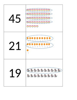 Dizaines / Tens