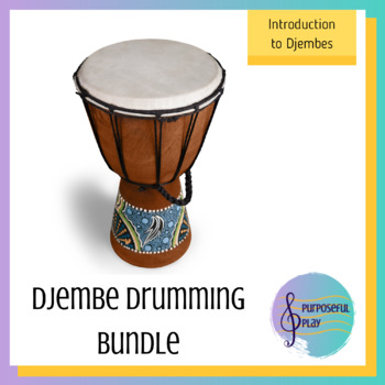 Djembe Drumming Bundle - World Drumming
