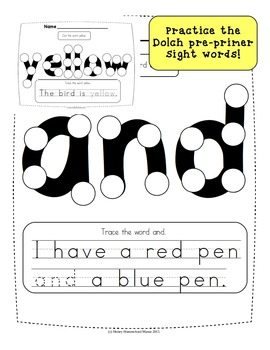 Do-A-Dot Early Learning Bundle, 8 Different Sets, More Than 250 Pages!