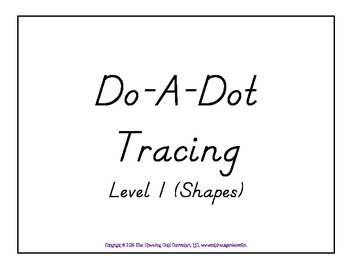 Do A Dot Level 1-Shapes