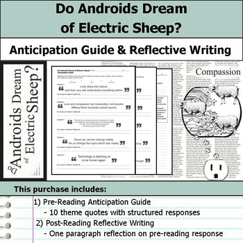Do Androids Dream of Electric Sheep? - Anticipation Guide & Reflection