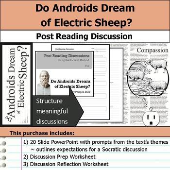 Do Androids Dream of Electric Sheep? - Socratic Method - Post Reading Discussion